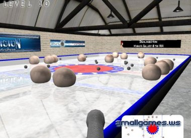 Boobs on Ice