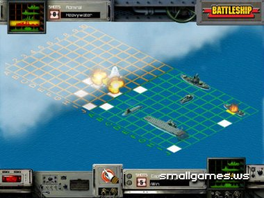 Battleship - Fleet Command