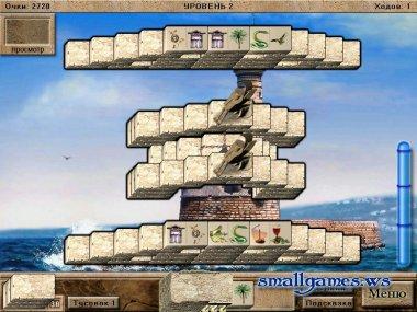 Mahjong Stone
