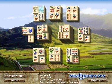Mahjong Fan-Shui