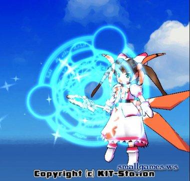 Magical Cannon Girl