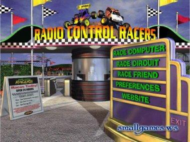 3D Ultra Radiocontrol Racers