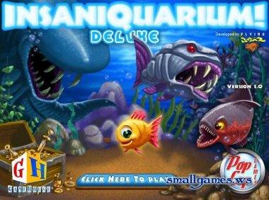 Сумасшедший аквариум