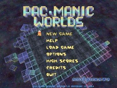 Миры Пакмэна 3D