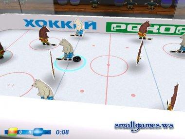 Медведи-хоккеисты 2.21b