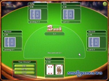 Настоящий Техасский Покер