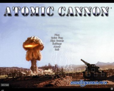 Atomic Cannon 2.0