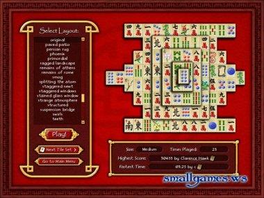 Mahjong World - Christmas Edition
