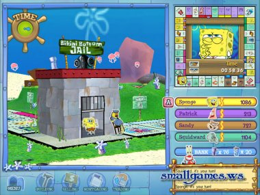 Monopoly� SpongeBob SquarePants� Edition