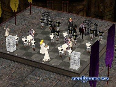 Chess 3D v.4.22