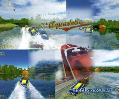 Aquadelic Portable