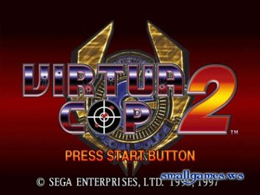 Sega Virtua Cop 2