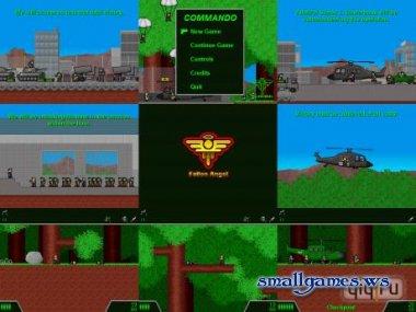 Commando v1.0