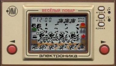 Эмулятор игр Электроника