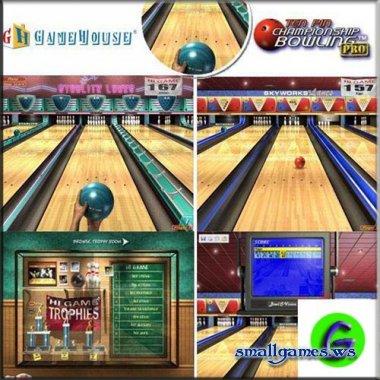 Ten Pin Championship Bowling Pro