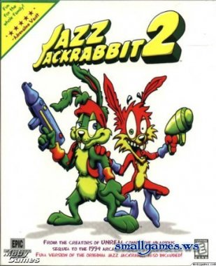 Jazz Jackrabbits 2
