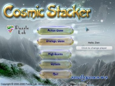 Cosmic Stacker