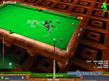 Billiard Art