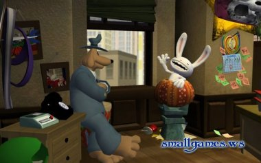 Sam & Max Episode 203 Night of the Raving Dead