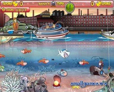 Рыбное сумасшествие - Fishing Craze