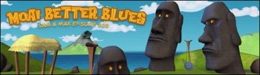 Sam & Max Episode 202  Moai Better Blues