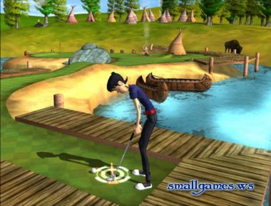 3D Ultra Minigolf Adventures