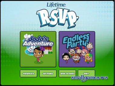 Lifetime RSVP