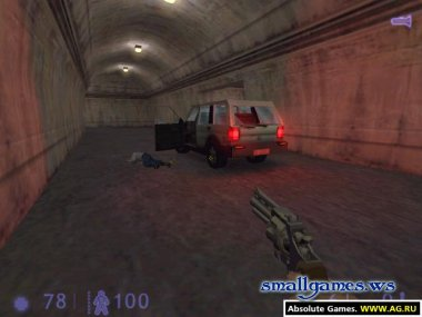 Half-Life: Blue Shift (RUS)