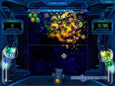 Космошарики / Space Bubbles