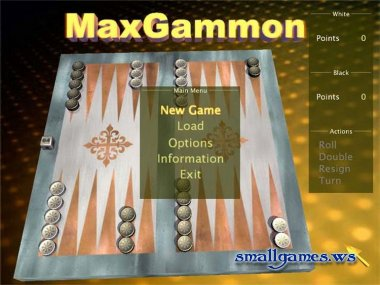 Max Gammon 1.01