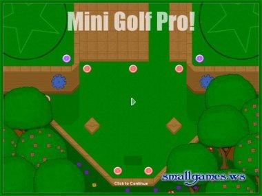 Mini Golf Pro