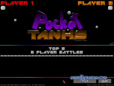 Pocket Tanks Deluxe v1.3