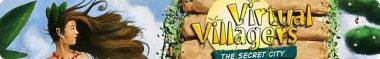 Virtual Villagers 3: The Secret City