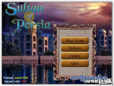 Sultan of Persia / Sultans Labyrinth