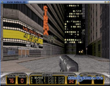 Duke Nukem 3D Atomic