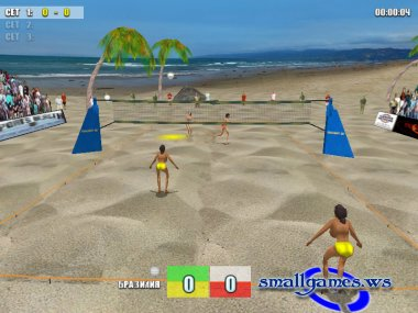 XXXtreme Beach Volleyball