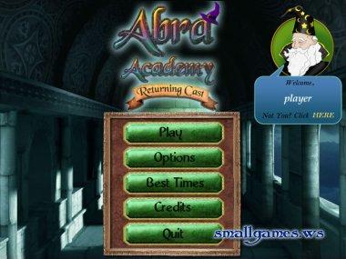 Abra Academy 2: Returning Cast