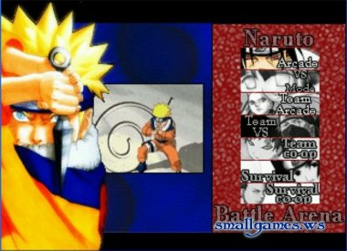 Naruto Battle Arena 2