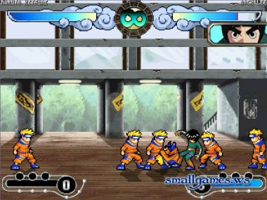 Naruto Battle Arena 2