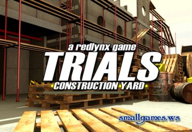 Trials Construction Yard
