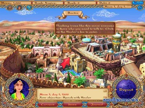 Tradewinds: Caravans
