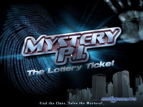 Mystery PI The Lottery Ticket