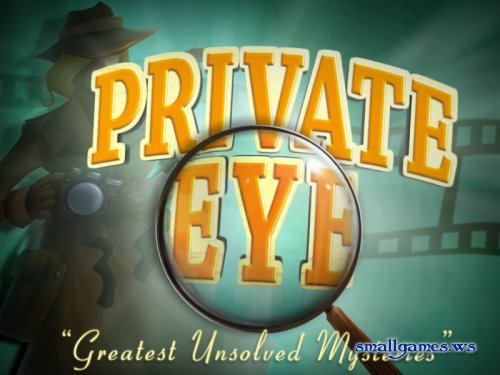 Private Eye Greatest Unsolved Mysteries