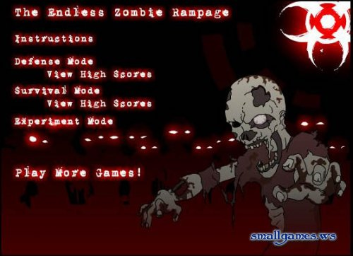 The endless zombie rampage.