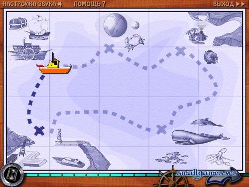 Путешествие по морям и океанам