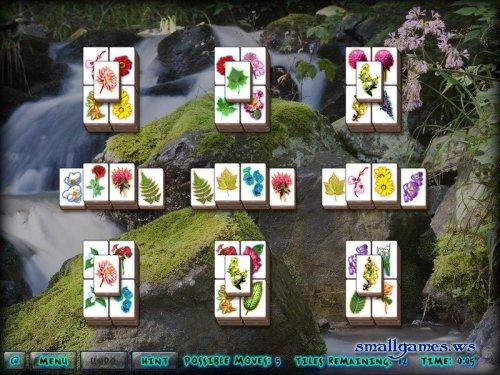 Mahjong Forests