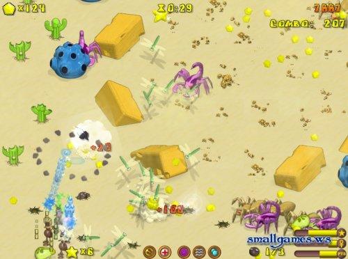 Ancient Ants Adventure