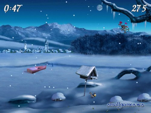 Морхухн. Снежный десант