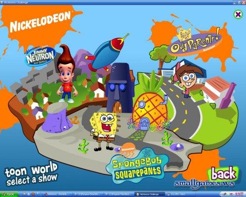 Nicktoons Challenge!