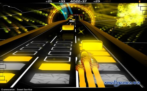 Audiosurf (portable)